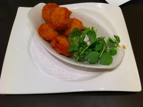 Seafood Nuggets Platter  TCC