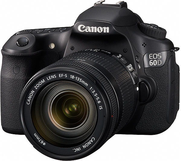 Canon EOS 60D | Front