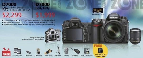 Nikon D7000 | Promo