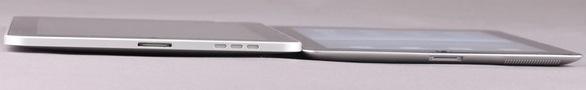 iPad2 - Thickness