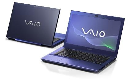 20110412 - Sony S - Laptop