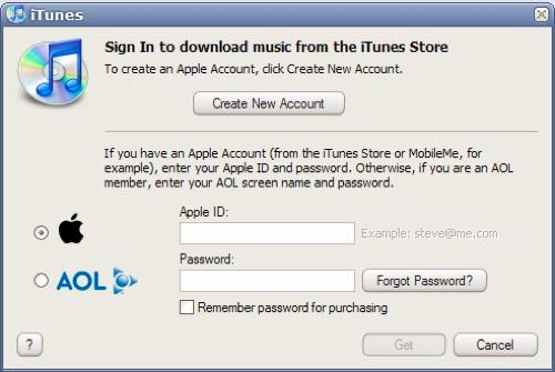 20110418 - Create US ITunes Account Pic1
