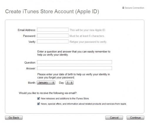 20110418 - Create US ITunes Account Pic2