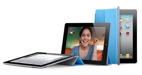 20110429 - iPad 2 Smart Cover - Foldable Base