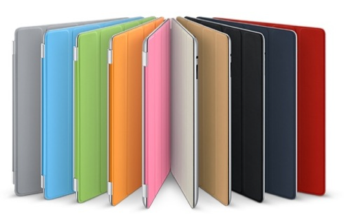 20110429 - iPad 2 Smart Cover - all colors