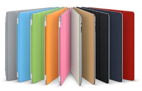 20110429 - iPad 2 Smart Cover - all colors