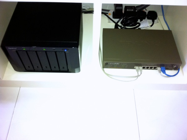 IMG Link Aggregation Setup