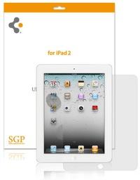 SGP iPad 2 Screen Protector Steinheil Ultra Fine, Ultra Optics, Ultra Crystal - PIC1