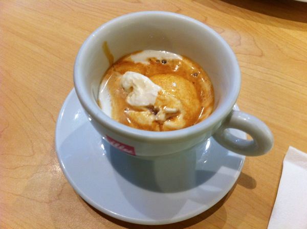 20110428  Haagen Daz Singapore Food  Pic 1