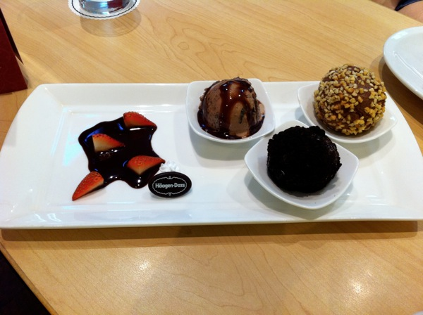 20110428  Haagen Daz Singapore Food  Pic 2