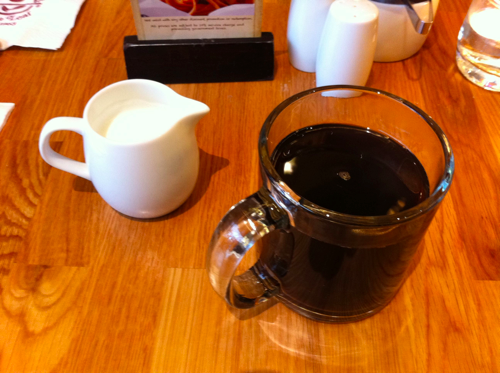20110526 - Coffee Bean Aglio Olio - Pic 3