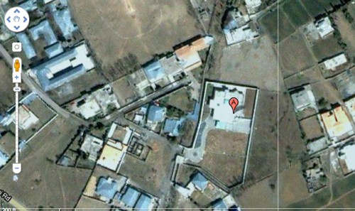 Osama Bin Ladin's hideout compound - pic 2