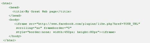 20110606  Install FB Like  Step1