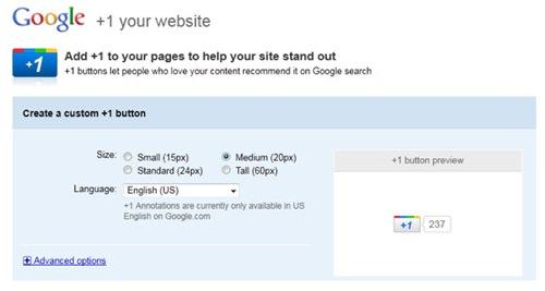 20110606  Install Google +1  Step1
