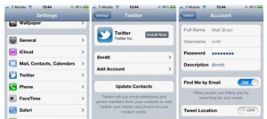 iOS5 Twitter Integration