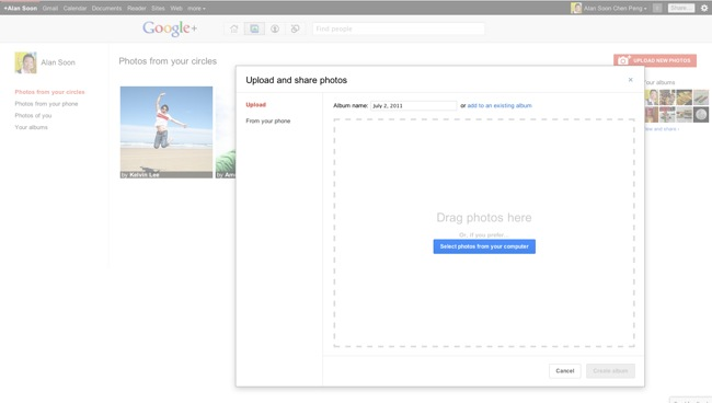 GooglePlus Overview 1