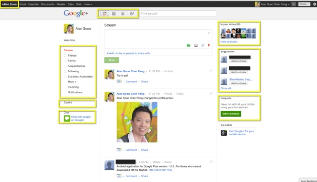 GooglePlus Overview