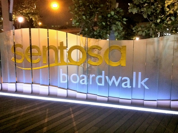 Queens Sentosa Broadwalk