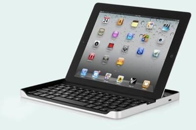 Logitech Keyboard Case for iPad 2 by Zagg 2
