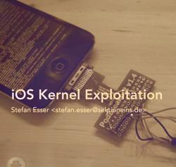 20110914 - i0n1c iOS Kernel Exploit