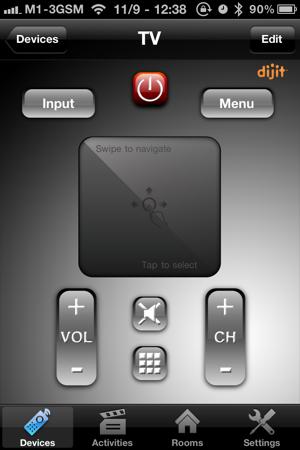 Griffin Beacon Universal Remote 4
