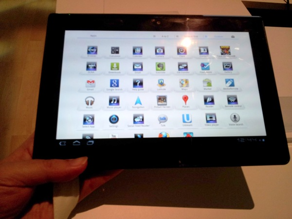 Sony Tablet S 25