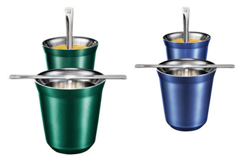 New Nespresso Pixie Lungo Fortissio cups – Insulated for good Coffee savouring | Singapore Review