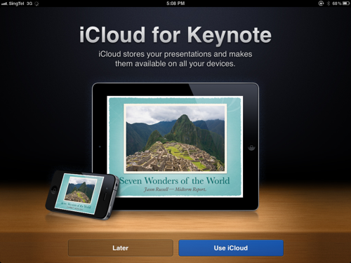iWorks-iCloud-Setup