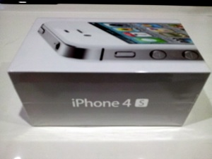 new iPhone 4S