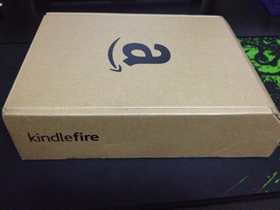 Amzon Kindle Box