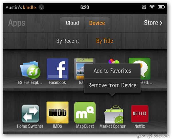 Android market4