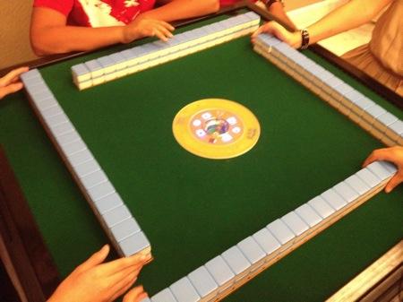 Automatic Mahjong Table 6