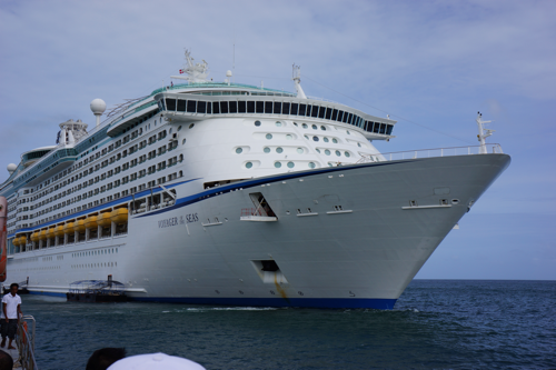 Royal Caribbean  Voyager Of The Seas  Experience Onboard The Cruise Amp Q
