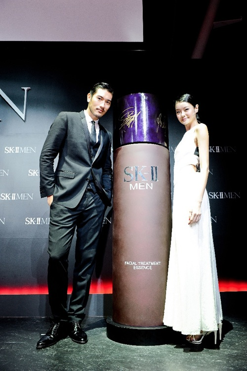 SkII launch in SG