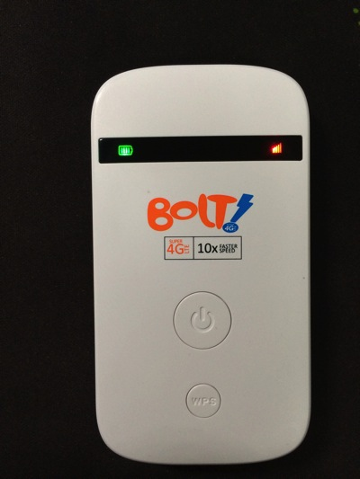 Unlock the new BOLT! 4G LTE mobile wifi mifi | Gadgets Guides | ZTE MF90