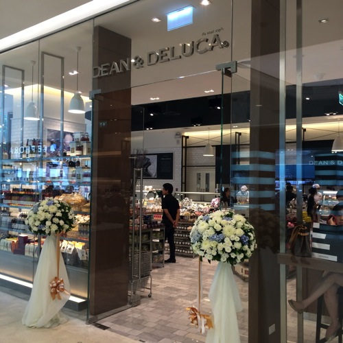 8ce20d4c2add Dean   Deluca at the new Central Embassy mall in Bangkok – exquisivity in  simplicity