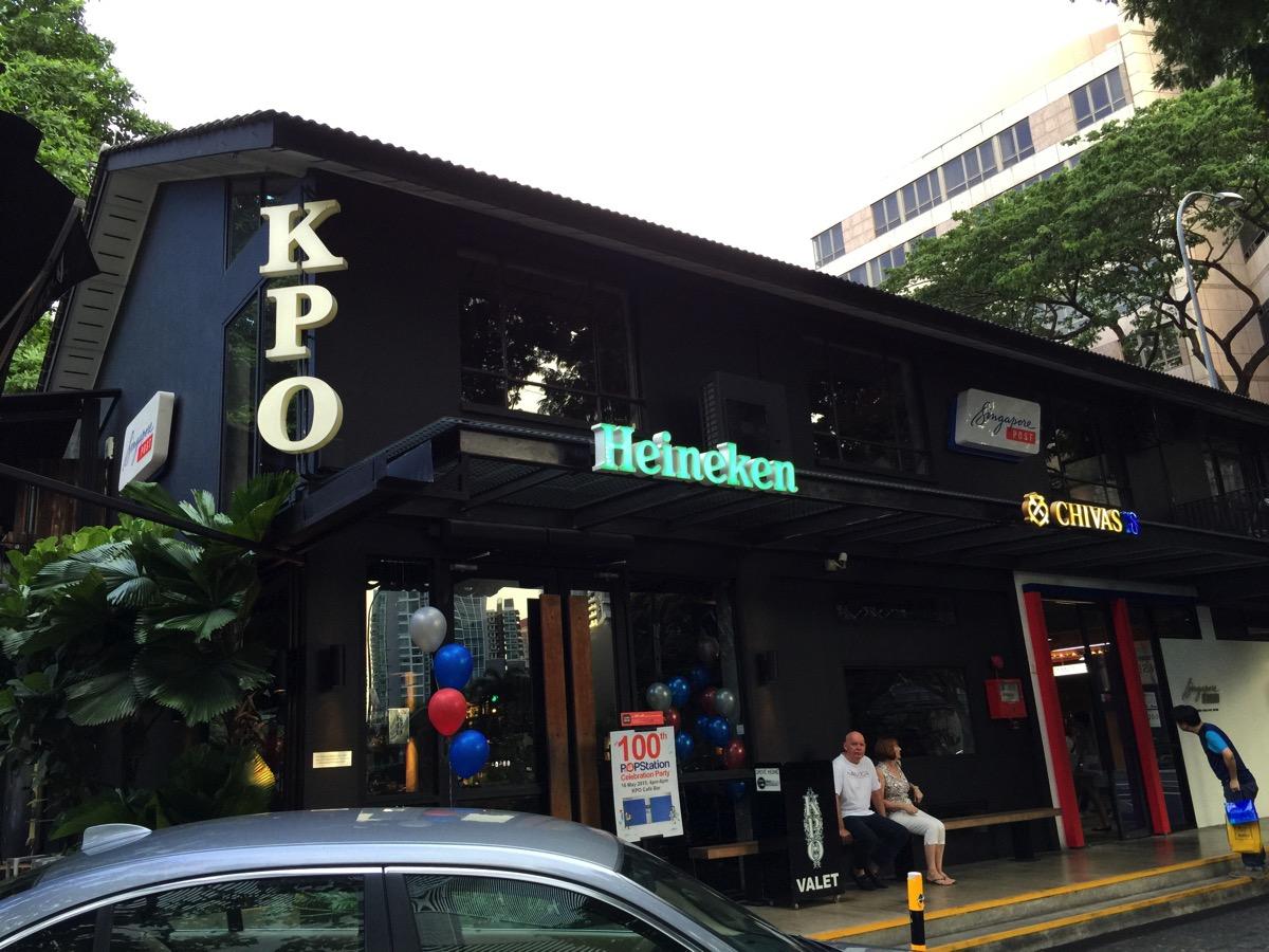 100th POPStation celebration event - KPO Venue