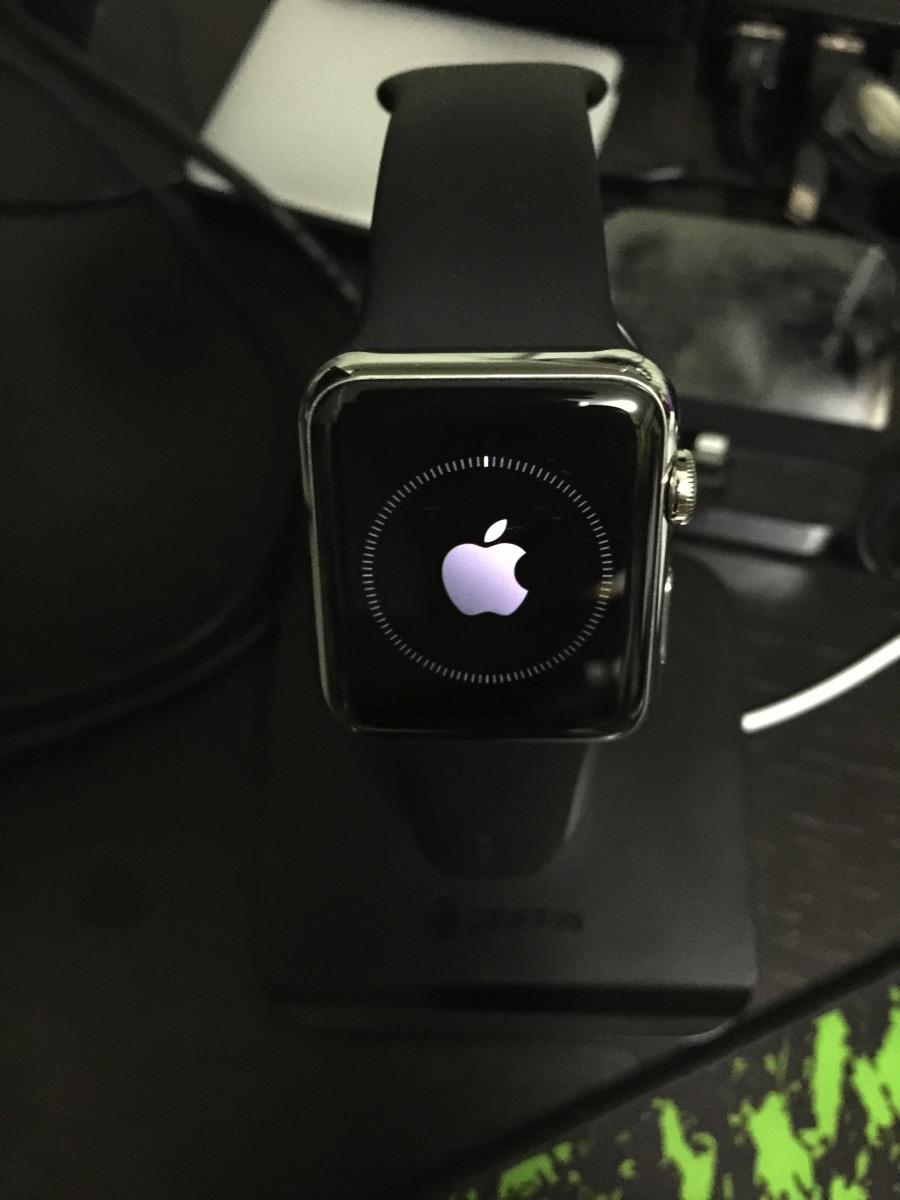 Apple Watch Update - Progress indicator