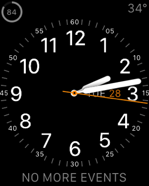 Apple Watch - battery life test for normal day to day activities - 1