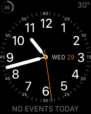 Apple Watch - battery life test for normal day to day activities - 3