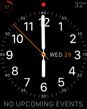 Apple Watch - battery life test for normal day to day activities - 4