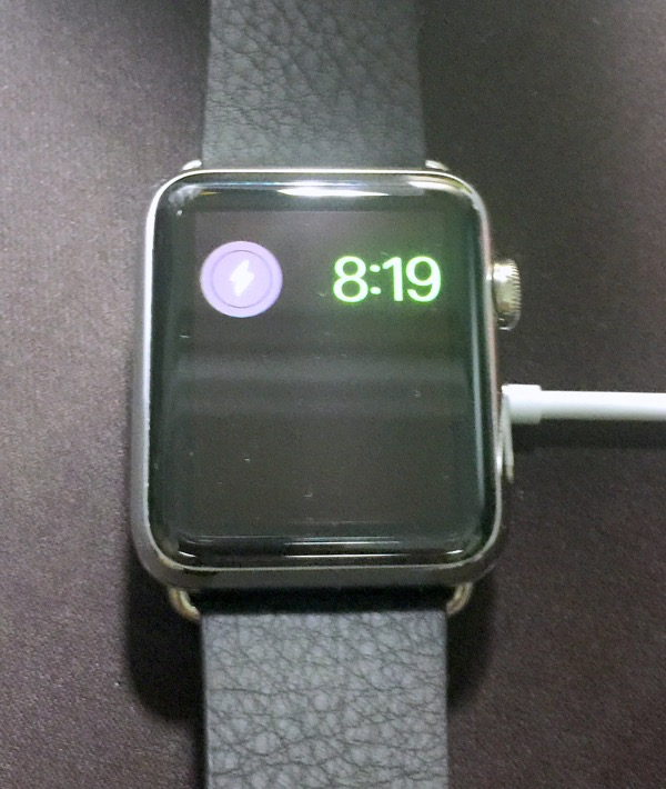 Apple Watch - battery life test for normal day to day activities - 8