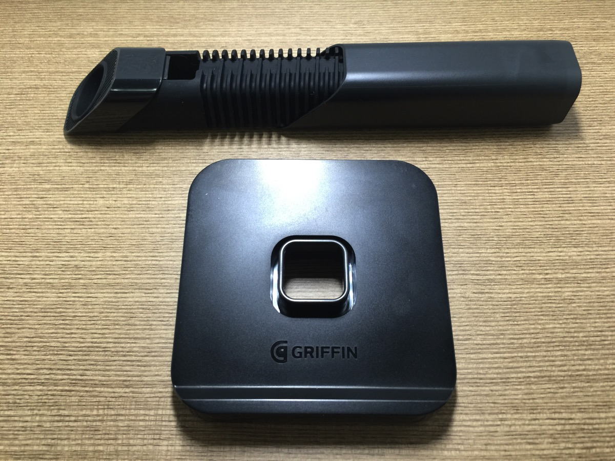 Griffin WatchStand Charging Dock - Unwrapped