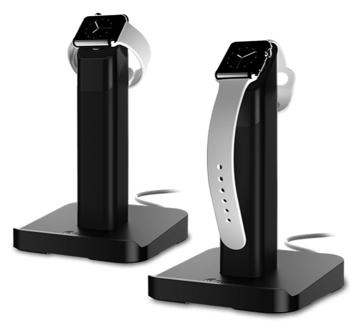 Griffin WatchStand Charging Dock - orientaation view