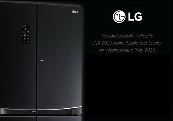 LG 2015 Home Appliances - Media Launch