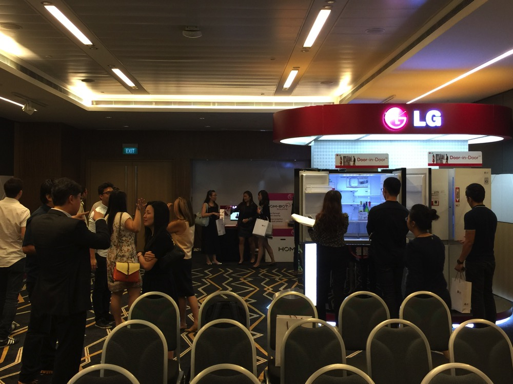 LG 2015 Home Applicances - Media Launch - pic2