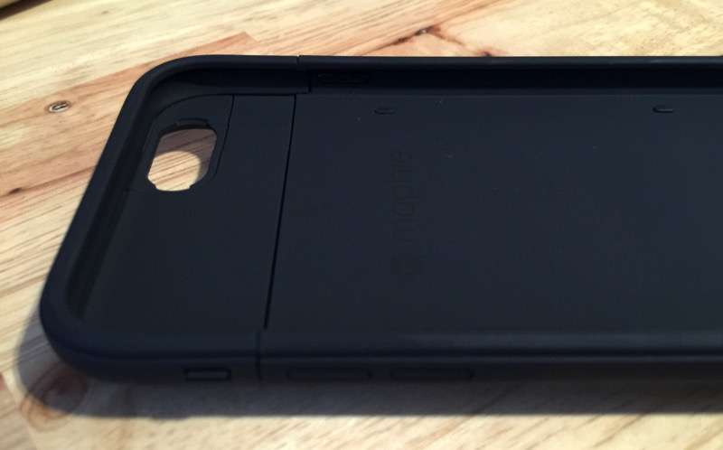 Mophie Juice Pack - Inner cushion - pic2