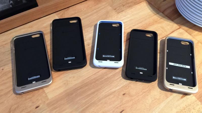 Mophie Juice Pack - iPhone 6 vs 6S