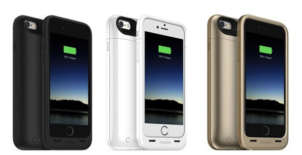 Mophie Juice Packs for iPhone 6 6S