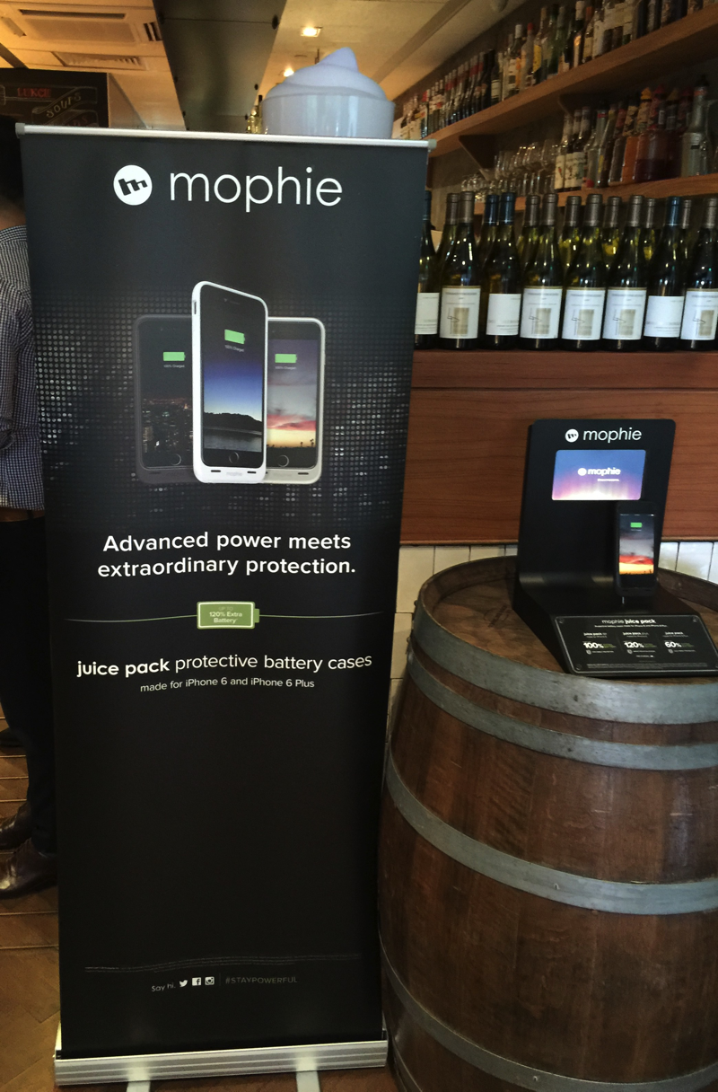 Mophie Launch Event - pic1